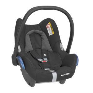 Maxi-Cosi CabrioFix Group 0+ Car Seat Essential Black