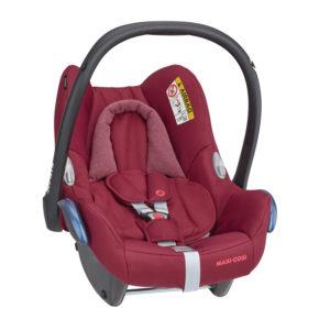 Maxi-Cosi CabrioFix Group 0+ Car Seat Essential Red