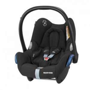 Maxi-Cosi CabrioFix Group 0+ Car Seat Frequency Black