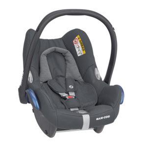 Maxi-Cosi CabrioFix Group 0+ Car Seat Essential Graphite