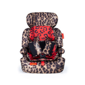 Harness the power of Cosatto Paloma Zoomi 123 Anti-Escape Car Seat Hear Us Roar