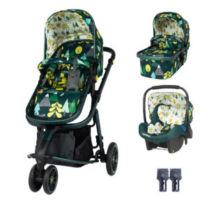 Cosatto Giggle 3 Travel System Bundle Into the Wild
