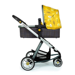 Cosatto Giggle 3 Pram and Pushchair Spot the Birdie