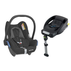 Maxi-Cosi CabrioFix Group 0+ Car Seat with EasyFix Base
