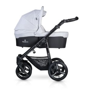 Venicci Soft Travel System - Light Grey