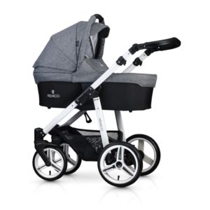 Venicci Soft Travel System - Denim Grey