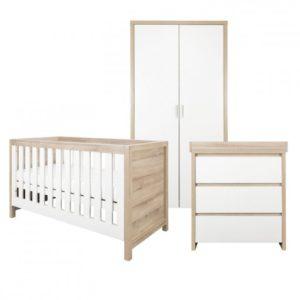 Tutti Bambini Modena 3 Piece Room Set