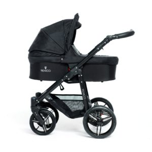 Venicci Soft Travel System - Black