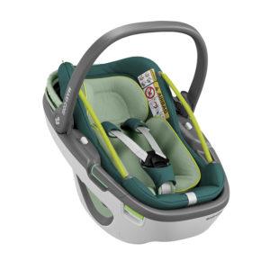 Maxi-Cosi Coral i-Size Car Seat Neon Green