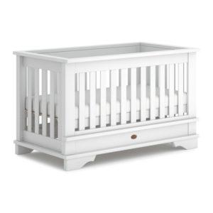 Boori Eton Convertible Plus™ Cot Bed - Barley White