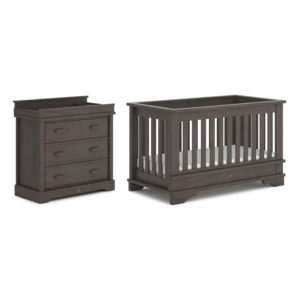 Boori Eton Convertible Plus™ 2 Piece Room Set - Mocha