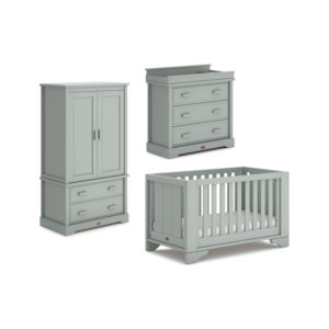 Boori Eton Expandable™ 3 Piece Room Set - Pebble