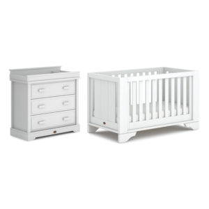 Boori Eton Expandable™ 2 Piece Room Set - Barley White