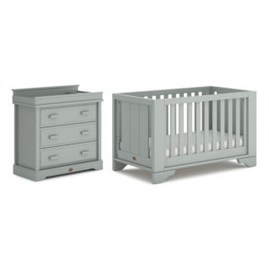 Boori Eton Expandable™ 2 Piece Room Set - Pebble
