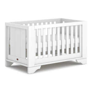 Boori Eton Expandable™ Cot Bed - Barley White