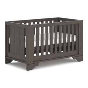 Boori Eton Expandable™ Cot Bed - Mocha