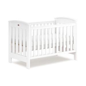 Boori Classic Cot Bed - Barley White