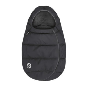 Maxi-Cosi Infant Carrier Footmuff Essential Black