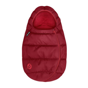 Maxi-Cosi Infant Carrier Footmuff Essential Red