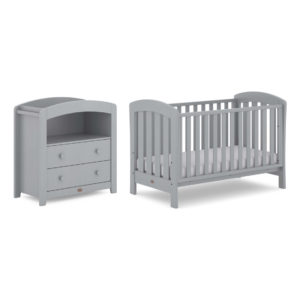 Boori Alice 2 Piece Room Set - Pebble