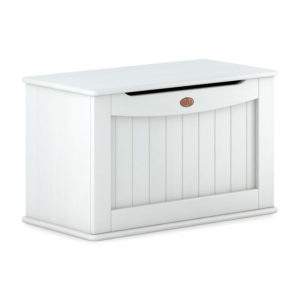 Boori Universal Toy Box - Barley White