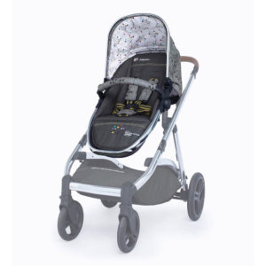 Cosatto Wow XL Seat Unit (to add for 2nd child) Hedgerow