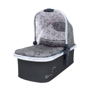 Cosatto Wow XL Carrycot (to add for 2nd child) Hedgerow