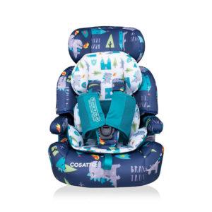 Cosatto Zoomi Group 123 Anti-Escape Car Seat Dragon Kingdom