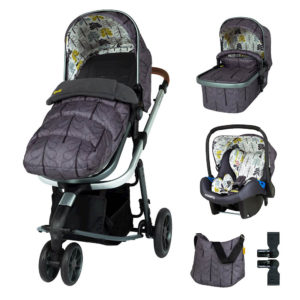 Cosatto Giggle 3 Marvellous Bundle Fika Forest