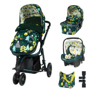 Cosatto Giggle 3 Marvellous Bundle Into The Wild