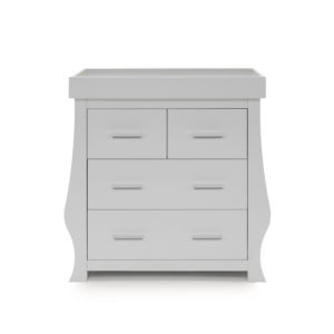 BabyStyle Hollie Dresser Grey