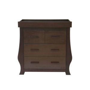 BabyStyle Hollie Dresser Rich Walnut