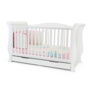 BabyStyle Hollie Cot Bed Fresh White