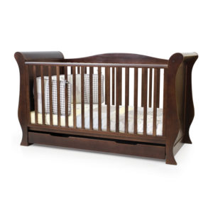 BabyStyle Hollie Cot Bed Rich Walnut