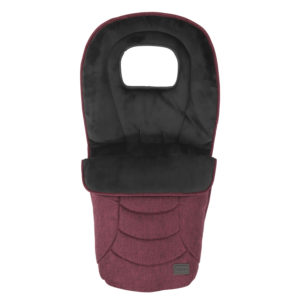 BabyStyle Oyster 3 Footmuff Berry