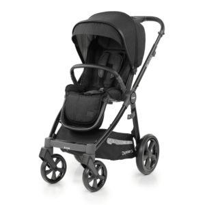 BabyStyle Oyster 3 Stroller Noir (Caviar / Black)