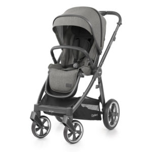 BabyStyle Oyster 3 Stroller Mercury (City Grey)