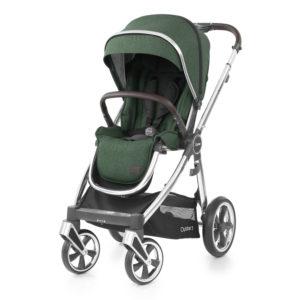 BabyStyle Oyster 3 Stroller Alpine Green (Mirror)