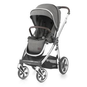BabyStyle Oyster 3 Stroller Mercury (Mirror)