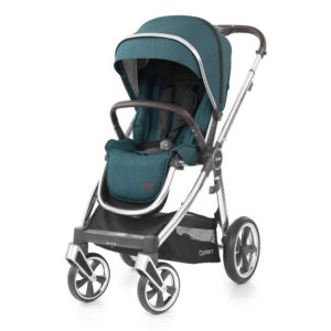 BabyStyle Oyster 3 Stroller Peacock (Mirror)