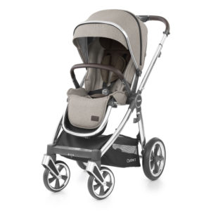 BabyStyle Oyster 3 Stroller Pebble (Mirror)