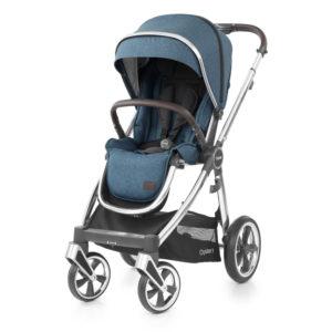 BabyStyle Oyster 3 Stroller Regatta (Mirror)