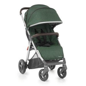 BabyStyle Oyster Zero Stroller Alpine Green
