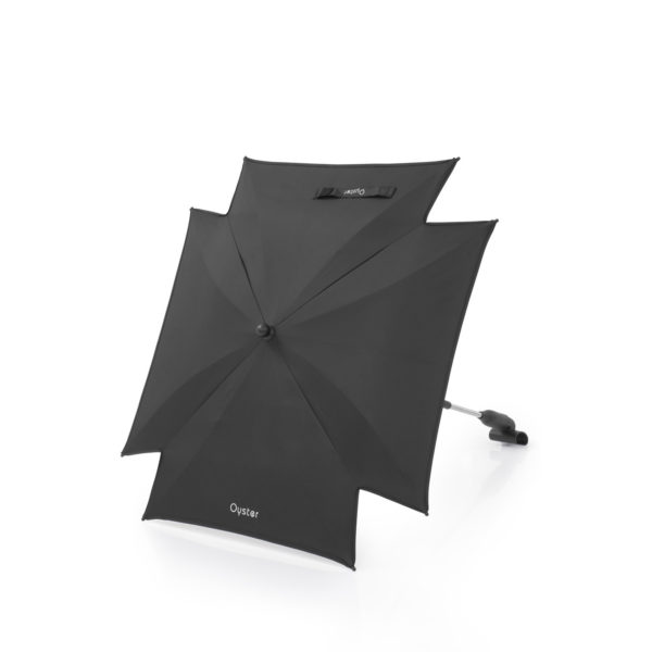 BabyStyle Oyster Parasol Smooth Black