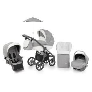 BabyStyle Prestige 2 Travel System Frost