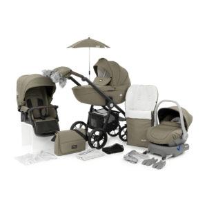 BabyStyle Prestige 2 Travel System Nimbus Sage
