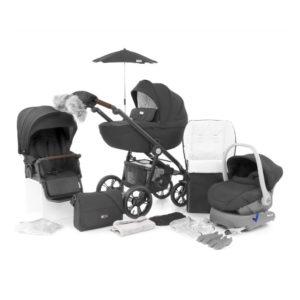 BabyStyle Prestige 2 Travel System Nimbus Black