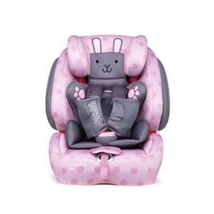 Cosatto Judo Group 123 Car Seat Bunny Buddy