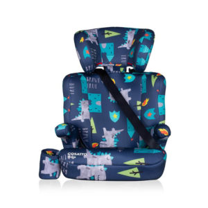 Cosatto Ninja Group 2/3 Car Seat Candy Dragon Kingdom