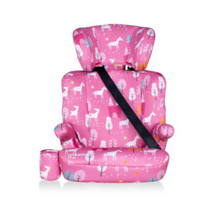 Cosatto Ninja Group 2/3 Car Seat Candy Unicorn Land